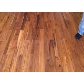 Sàn gỗ Teak Lào 02